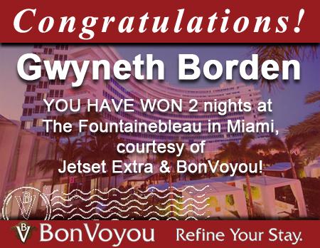 BonVoyou Contest