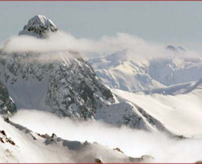 World-Class Skiing in the Andes