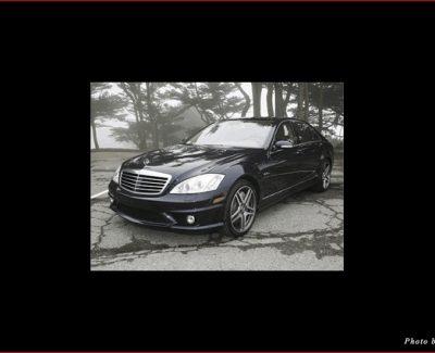 Mercedes S Class Long