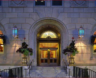 The Back Bay Hotel in Boston