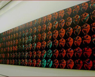 Andy Warhols Hearts