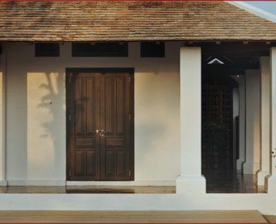 Architecture at Alila Luang Prabang