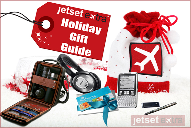 Jetset Extra Holiday Gift Guide