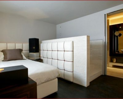 Bedroom suite at The Gray