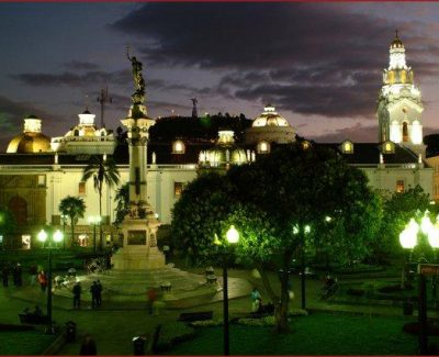 I started my journey in the capital city, Quito; it has been described as the most beautiful city in South America