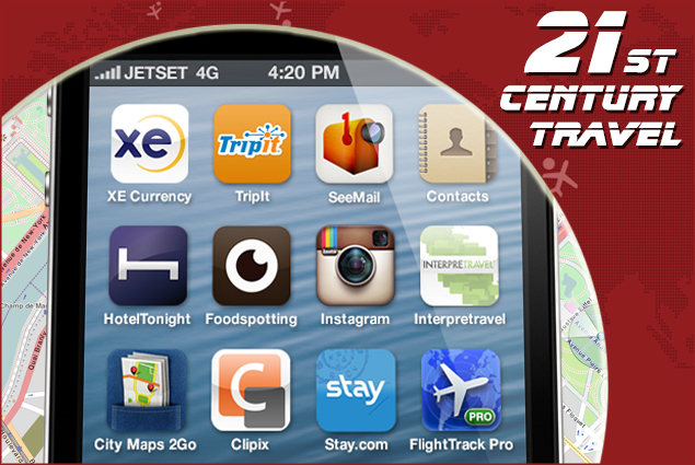 Jetset Extra has found some great apps to help
