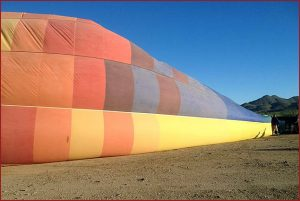 Inflating the Huge Balloon