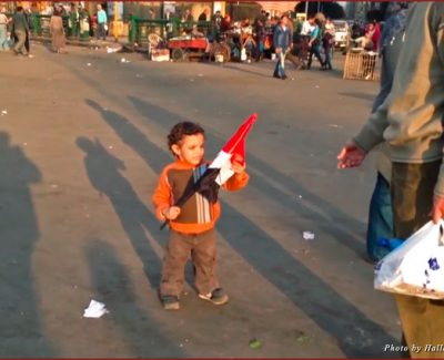 Egyptians hold peaceful protests in Tahrir Square
