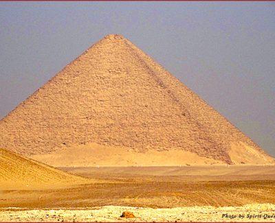 Red Pyramid, Dashur