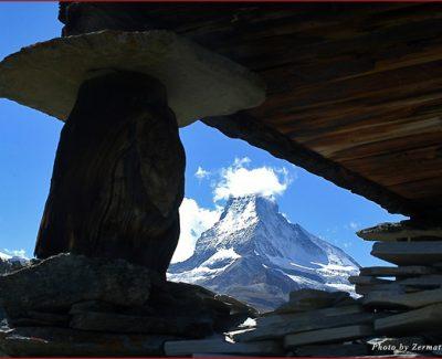 Typical Valas Tandi in Zermatt