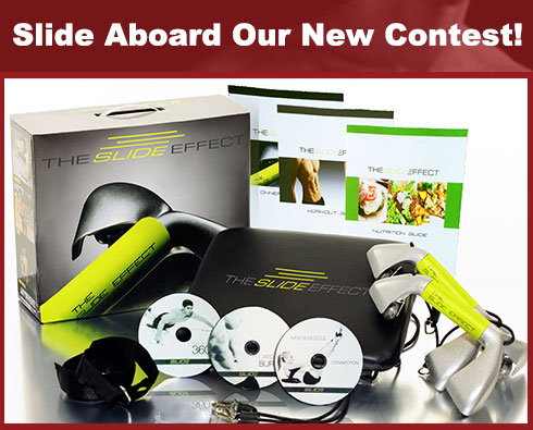 Get in Shape on the Go With Our New Giveaway!