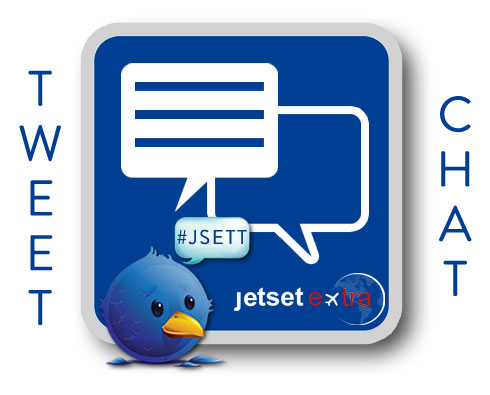 Join the Jetset Extra Twitter Chat!