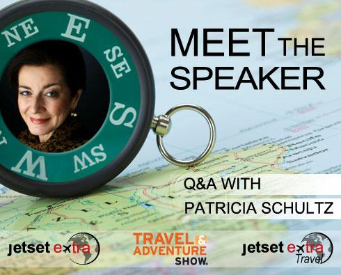 Meet the Speaker: Bestselling Author Patricia Schultz