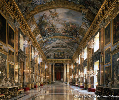 The magnificent Galleria Colonna, a hidden gem in Rome