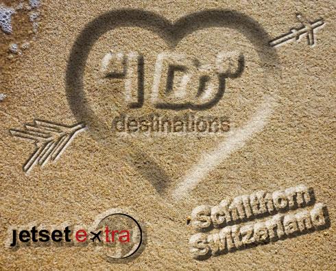"""""""I Do"""" Destinations - Schilthorn, Switzerland"""