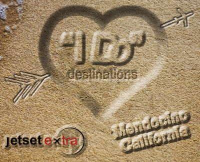 Is Mendocino, California, Your I Do Destination?