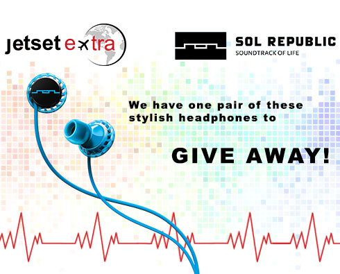 Holiday Giveaway! Win a Pair of SOL REPUBLIC RELAYS Headphones