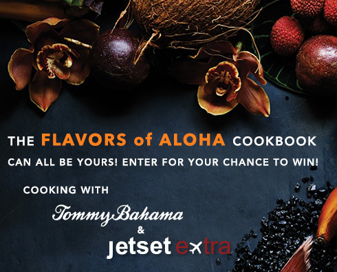 "Travel to Hawaii With the ""Flavors of Aloha"" Cookbook"