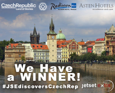 Win a Czech Republic Vacation in Prague and Český Krumlov!