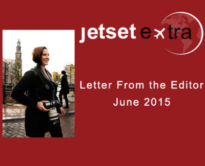 Letter From the Editor: June 2015