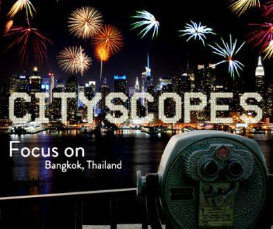 Cityscopes: Focus on Bangkok