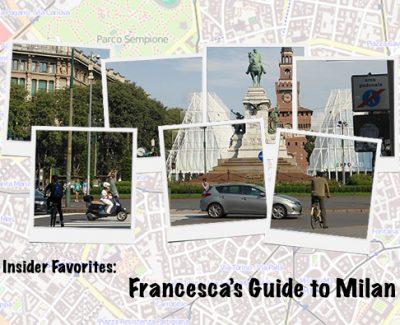 Insider Favorites: Francesca's Guide to Milan