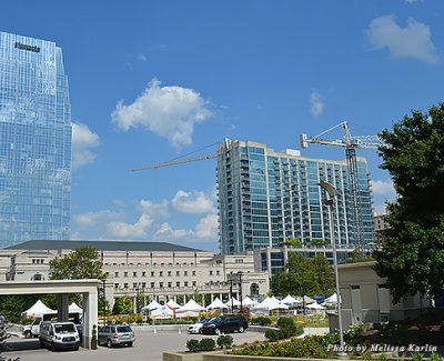 Nashville's growing skyline