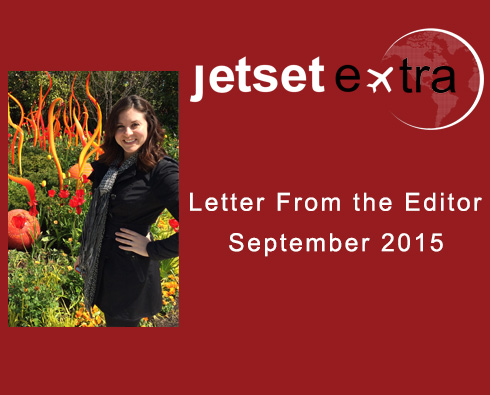 Letter From the Editor: September 2015